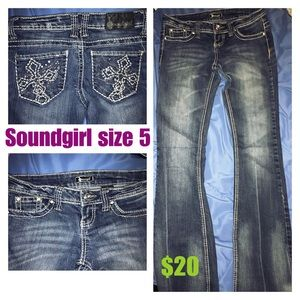 Women's Soundgirl Jeans